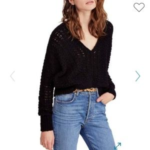 Free People Best of You Sweater M